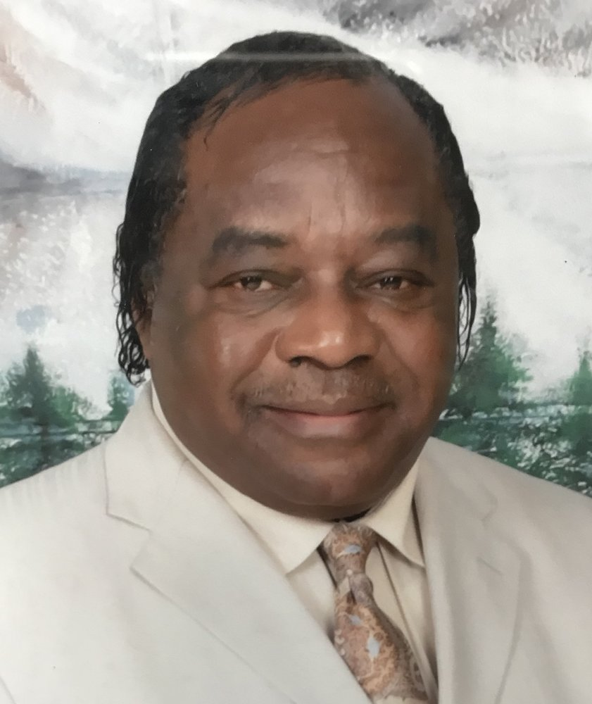 Rev. Milton Thomas, Sr.